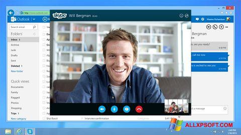 Ekraanipilt Skype Windows XP