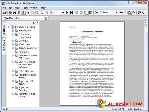 Ekraanipilt WinDjView Windows XP